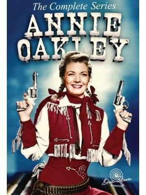 Annie Oakley  - 2 Ep - O Jovem Pistoleiro - 1956 & Anne e o Quebra-Cabeça Chinês - 1955