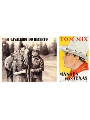 Armas Vingativas  & O Gigante do Texas | O Homem do Texas - 1915 & O Cavaleiro do Destino - 1923