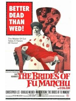 As 13 Noivas de Fu Manchu - 1966