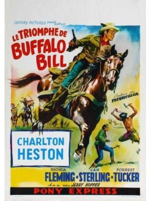 As Aventuras de Búfalo Bill - 1953