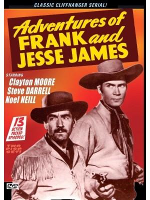 As Aventuras de Franck e Jesse James - 1948 - 02 Discos