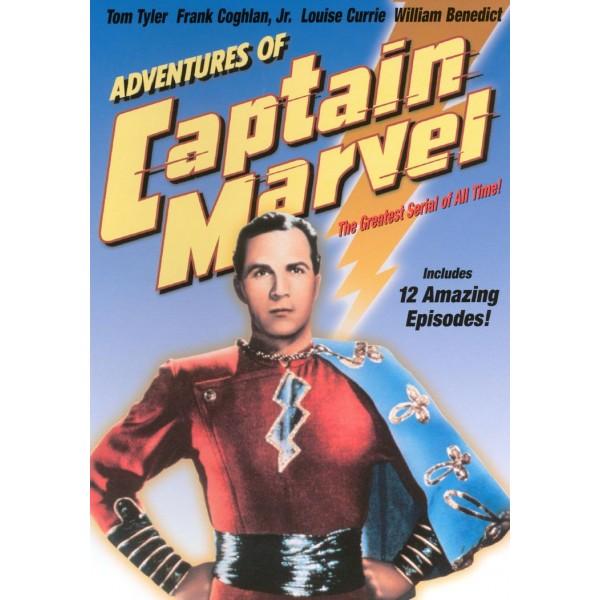 As Aventuras do Capitão Marvel - 1941