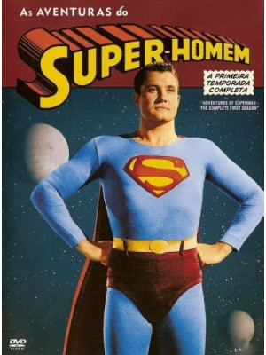 As Aventuras do Super-Homem - 1952 - 1º Temporada - 05 Discos