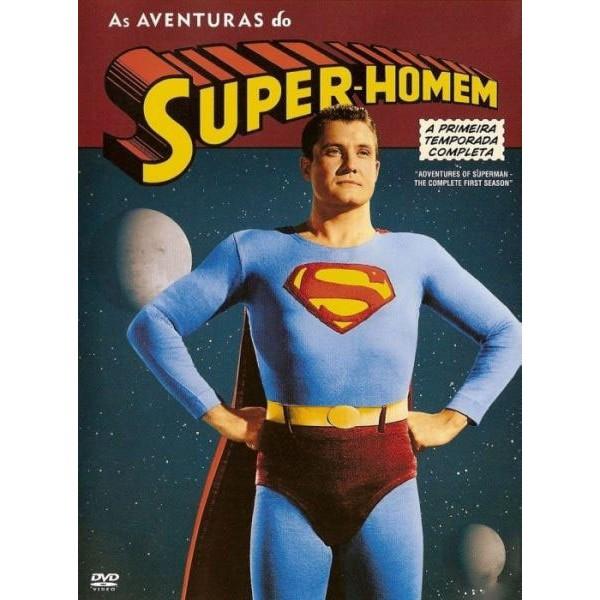 As Aventuras do Super-Homem - 1952 - 1º Temporada...