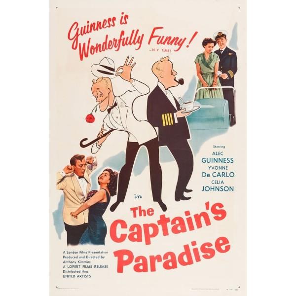 As Chaves do Paraíso | O Paraíso do Capitão - 1...