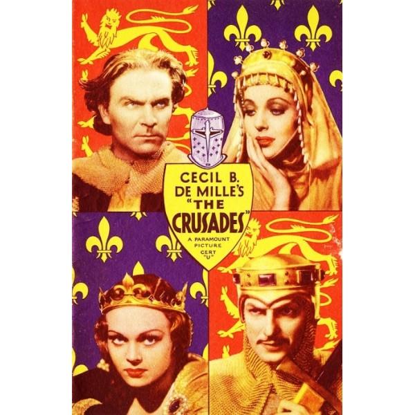 As Cruzadas - 1935