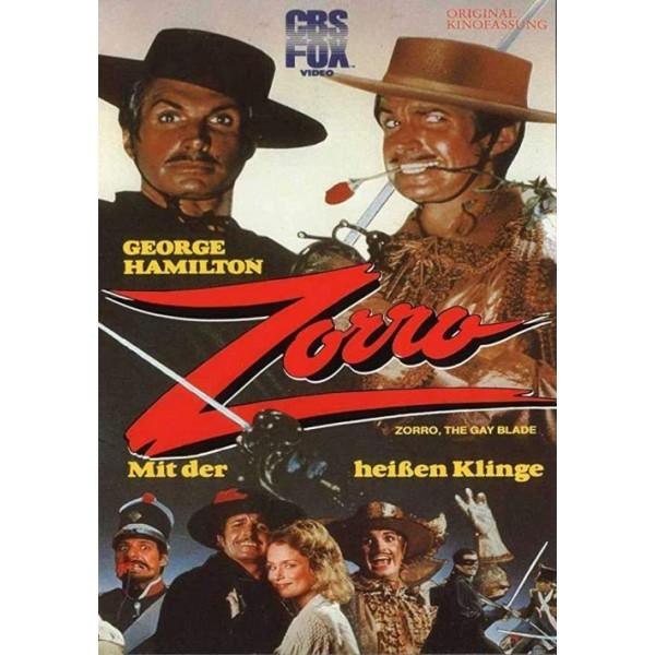As Duas Faces de Zorro - 1981