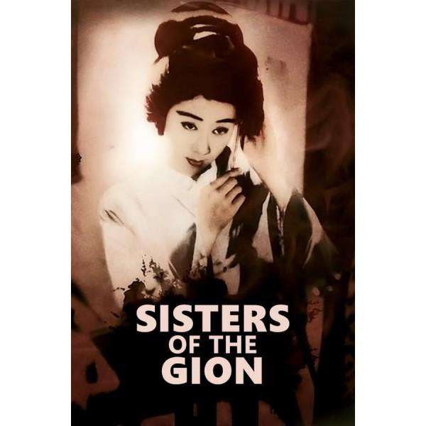 As Irmãs de Gion - 1936