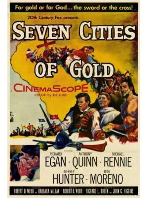 As Sete Cidades de Ouro | Sete Cidades de Ouro - 1955
