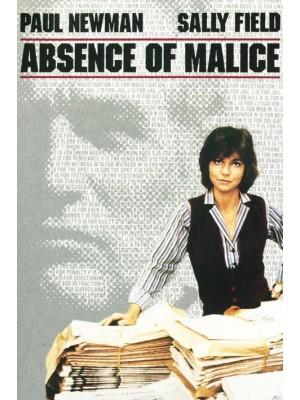 Ausência de Malícia - 1981