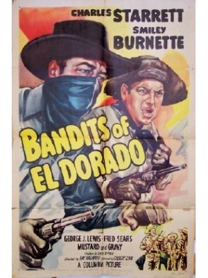 Durango Kid - Bandidos do El Dorado - 1949