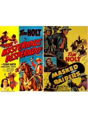Bandidos Mascarados - 1949 & Renegados do Oeste - 1949