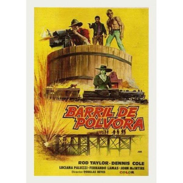 Barril de pólvora  - 1971