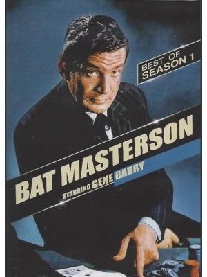 Bat Masterson - 1ª Temporada - 1958 - 05 Discos