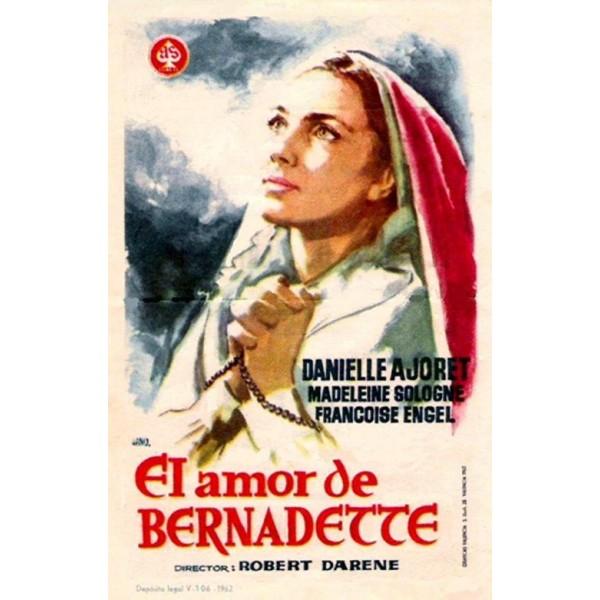 Bernadette de Lourdes - 1961