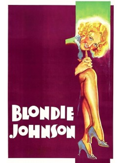 Blondie Johnson - 1933