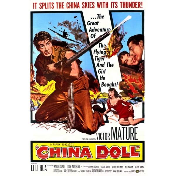 Bonequinha Chinesa - 1958