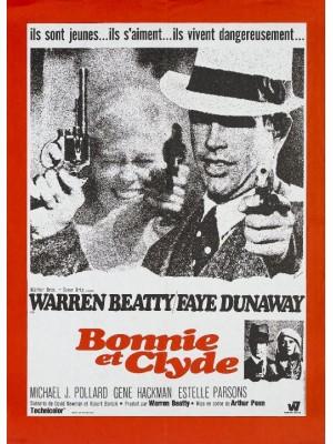 Bonnie e Clyde: Uma Rajada de Balas - 1967
