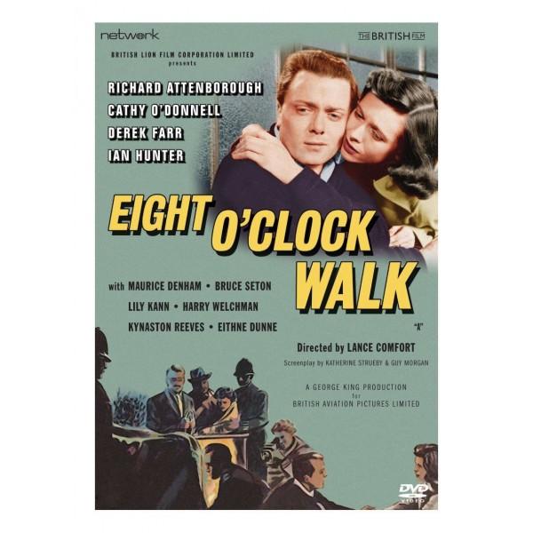 Caminhada das oito horas - 1954