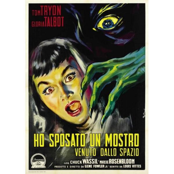 Casei-me com um Monstro - 1958