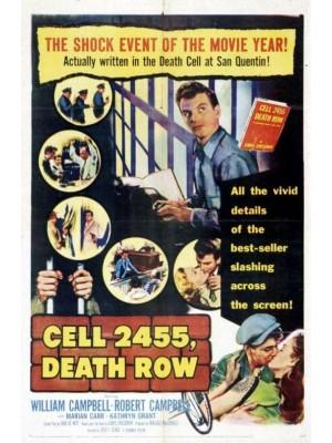 Cela 2455- Corredor da Morte - 1955