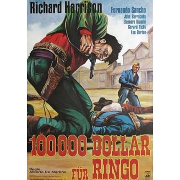 Cem Mil Dólares para Ringo - 1965
