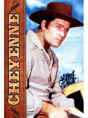 Cheyenne - A Trilha de Ferro - 1957 - 2ª Temp. Ep.09 & O Grande Branco - 1958 - 3ª Temp. Ep.13