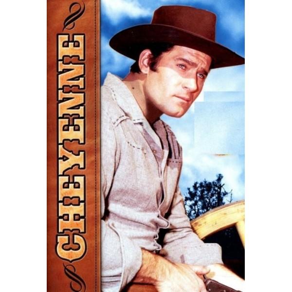 Cheyenne - A Trilha de Ferro - 1957 - 2ª Temp. Ep...