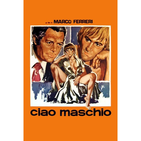 Ciao Maschio | Bye Bye Monkey | Adeus Macho - 1978