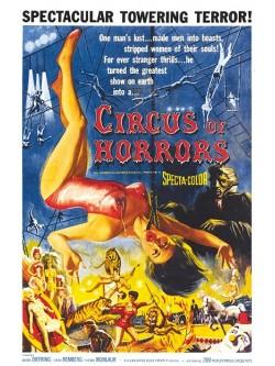 Circo dos Horrores - 1960