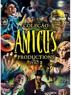 Coleção Amicus Productions Vol. 2 - 03 Discos