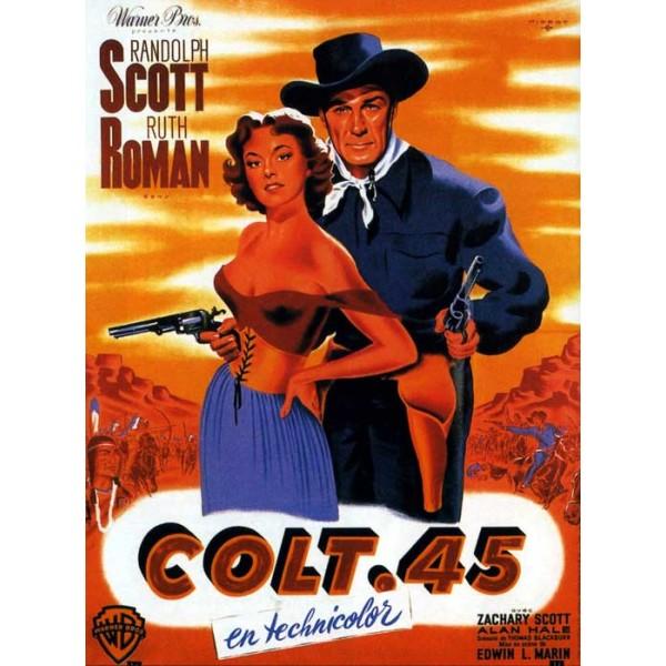 Colt 45 - 1950