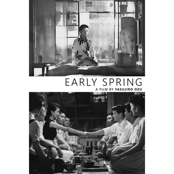 Começo de Primavera   Primavera precoce - 1956