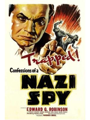 Confissões de um Espião Nazista - 1939