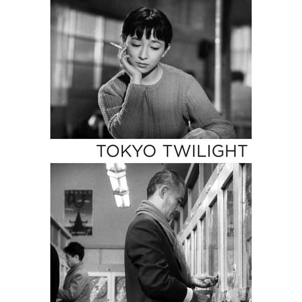 Crepúsculo em Tóquio - 1957