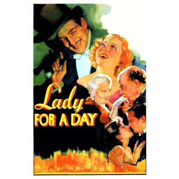 Dama por um Dia - 1933