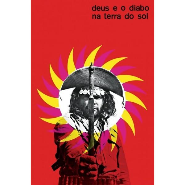 Deus E O Diabo Na Terra Do Sol - 1964
