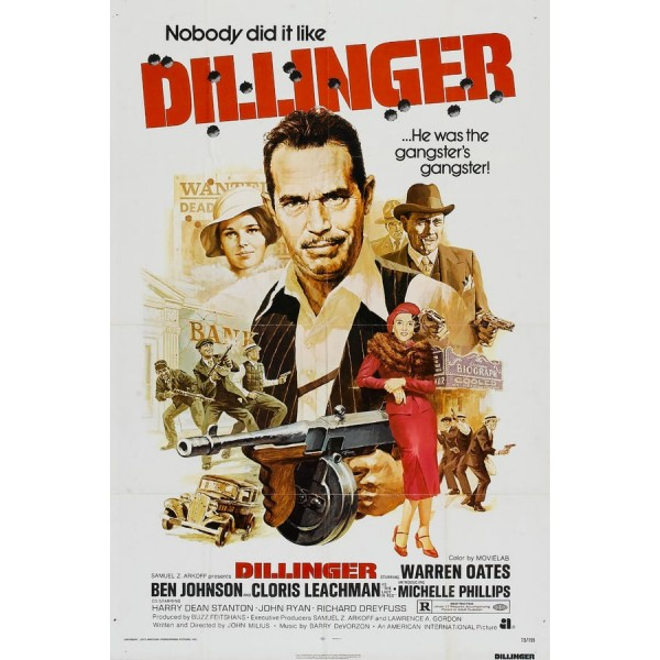 Dillinger: Inimigo Público Nº 1 | Dillinger - O ...
