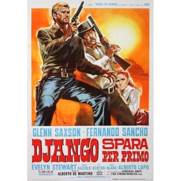 Django Atira Primeiro - 1966