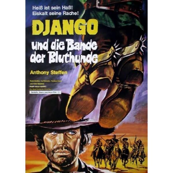 Django - O Bastardo - 1969