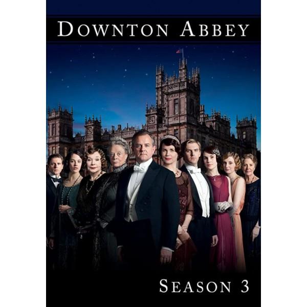 Downton Abbey - 3ª Temporada - 2012 - 04 Discos