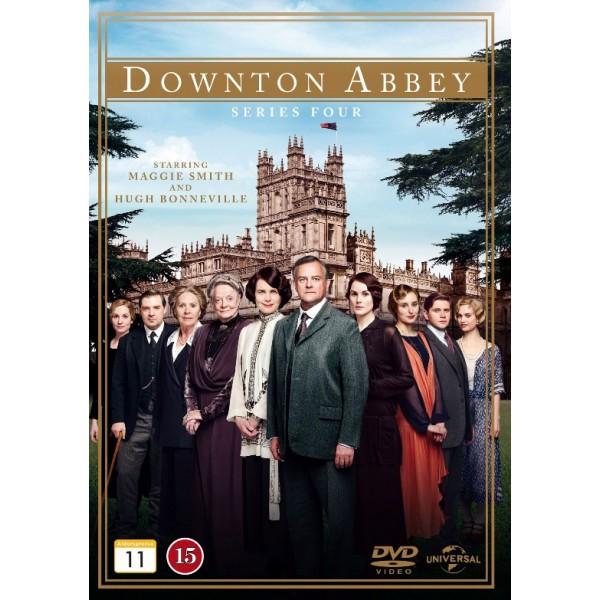 Downton Abbey - 4ª Temporada - 2013 - 04 Discos