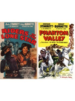 Durango Kid - Em Defesa da Lei - 1947 & O Vale dos Fantasmas - 1948