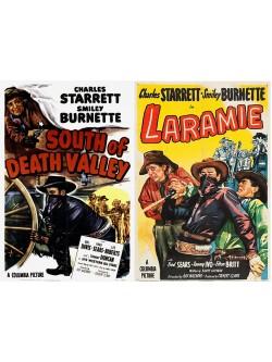 Durango Kid - Vereda da Morte - 1949 & A Pista do Renegado - 1949