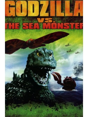 Ebirah, Terror dos Abismos | Godzilla, Ebirah, Mothra - O Grande Duelo no Mar do Sul - 1966