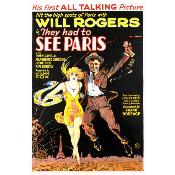Eles Tinham que Ver Paris - 1929