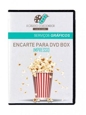 Encarte - pedido separada - Sem DVD