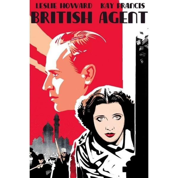 Espionagem - 1934