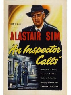 Está Lá Fora Um Inspetor - 1954