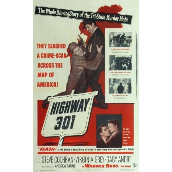 Estrada 301 - 1950